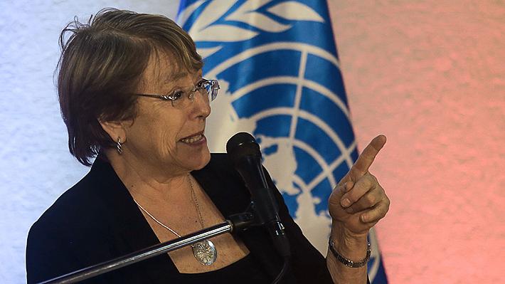 Los puntos más duros del informe de Bachelet sobre Venezuela y sus recomendaciones para solucionar la crisis