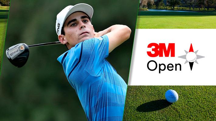 Repase la espectacular segunda jornada de Niemann en el 3M Open