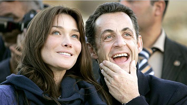 Revista causa controversia al mostrar a Nicolas Sarkozy más alto que Carla Bruni: conoce cuál fue la explicación