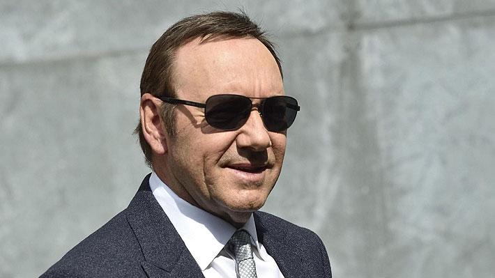Hombre que acusó de ataque sexual a Kevin Spacey retiró su demanda civil sin entregar los motivos