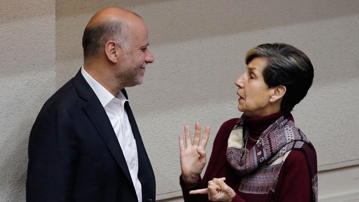 Comité Central del PS: Isabel Allende defiende triunfo de Elizalde y llama a la disidencia a sumarse a la directiva