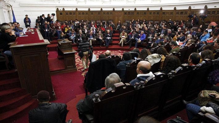 """Profunda crisis en el PS: Lista de Fernández no participará de la directiva por ausencia de una """"mesa de consenso"""""""