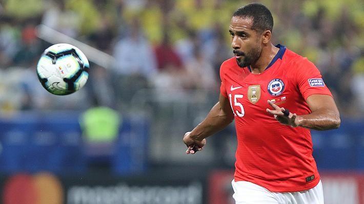 Se retira de la selección Jean Beausejour, el único futbolista chileno que ha anotado en dos mundiales