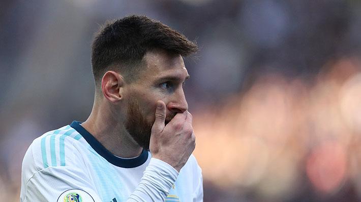 """Lionel Messi vuelve a disparar: """"No quería ser parte de esta corrupción... lamentablemente la copa está armada para Brasil"""""""