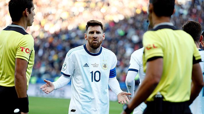 """La polémica frase que le pudo haber """"pasado factura"""" a Lionel Messi y por la que él cree que fue expulsado"""