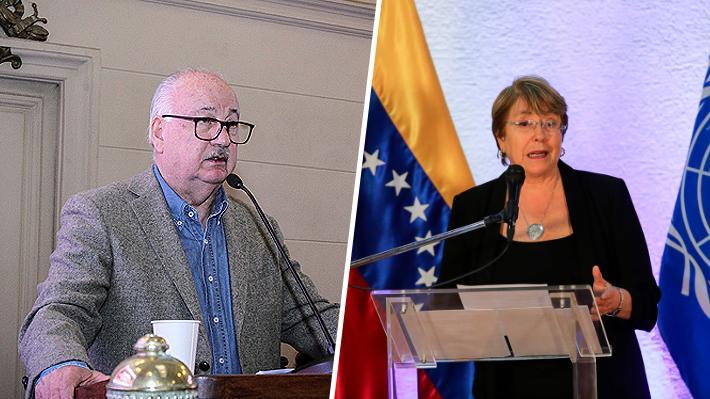 """PC cuestiona informe de Bachelet sobre Venezuela: """"Nos llama la atención que no se condenen los intentos de golpe de Estado"""""""