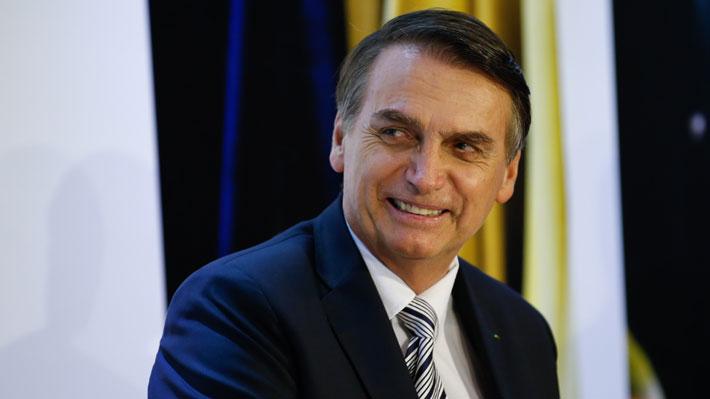 Bolsonaro vuelve a aludir a una reelección tras señalar que dejará un mejor país para 2026