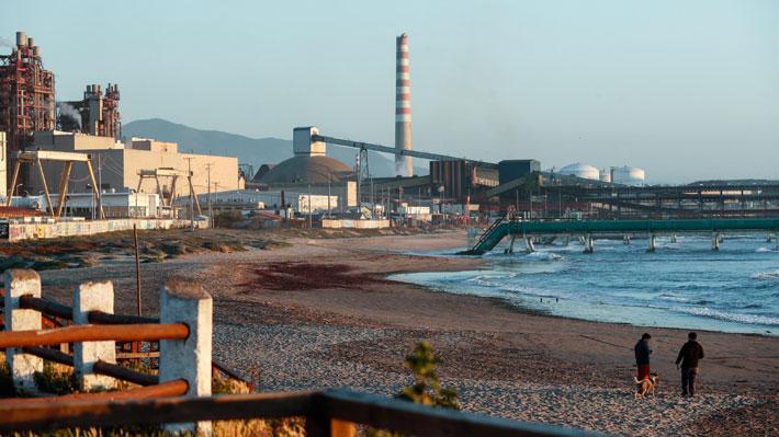 ENAP detalla plan de reducción de impacto ambiental en Concón: Seis proyectos descontaminantes en carpeta