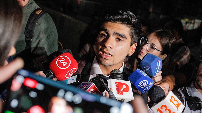 """Alumnos del I. Nacional advierten un """"escenario mucho más conflictivo"""" para volver a clases tras """"amenazas"""" de Alessandri"""