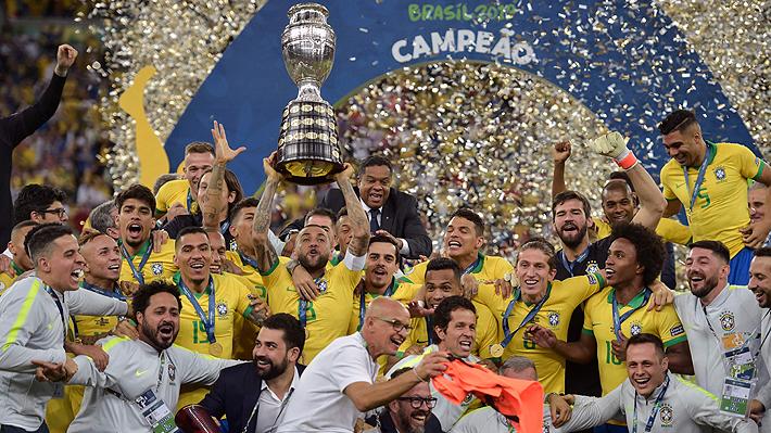 Dani Alves el mejor jugador: Mira todos los premiados tras el término de la Copa América