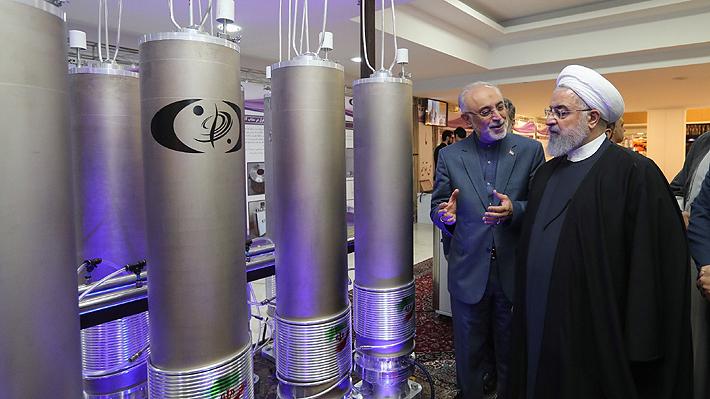 China lamenta decisión iraní de enriquecer uranio y pide a la comunidad internacional solución diplomática