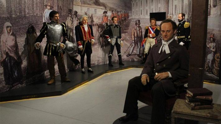 """Inauguración del Museo de Cera de Las Condes será aplazada por """"cuestiones de soporte tecnológico"""""""