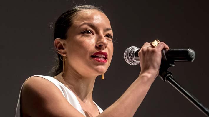 """Antonia Giesen, una de las protagonistas de """"Pacto de Sangre"""", recibe importante premio en festival internacional"""