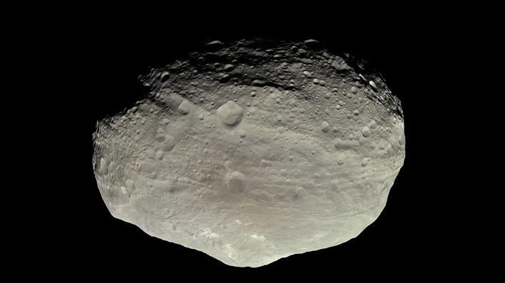 Una colisión cósmica hace más de 4 mil millones de años habría originado el asteroide Vesta