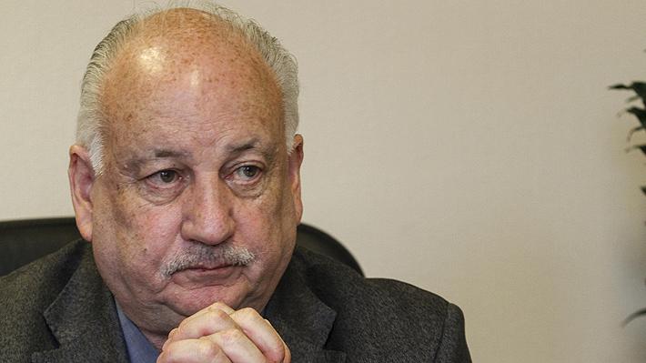 """Guillermo Teillier: """"Le podría decir al presidente de la DC que no hemos estado metidos en Chile en un golpe de Estado"""""""