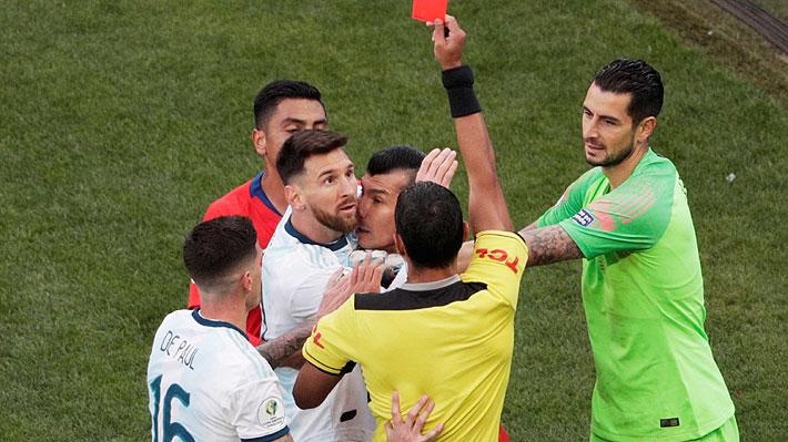 """Temen por el """"lapidario"""" castigo que podría recibir Messi tras lanzar polémica frase contra la Conmebol"""