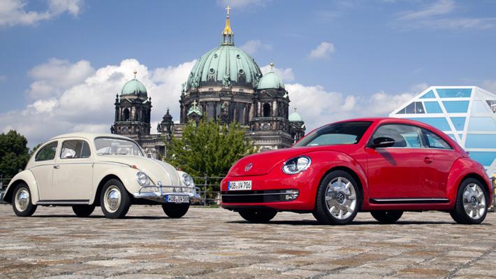 """De los nazis a los hippies: Volkswagen pone fin a la producción de su último modelo del """"Escarabajo"""""""