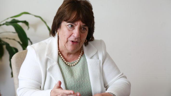 """Ex ministra Delpiano critica paro docente y dice que demandas """"no daban para hacer un paro de 30 y tantos días"""""""