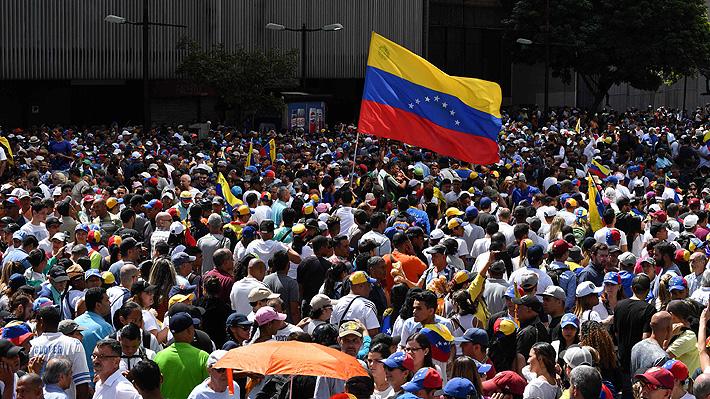"""Gobierno de Venezuela acusa a Estados Unidos de querer """"destruir"""" el diálogo con oposición"""
