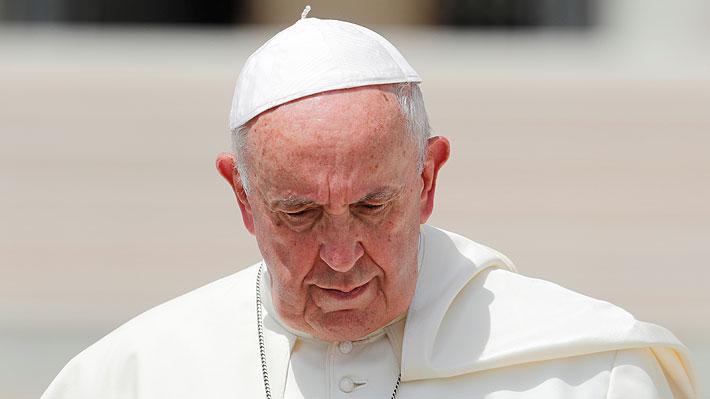 """Papa Francisco alude a caso de francés en estado vegetativo: """"¡Que los médicos ayuden a la vida, no la quiten!"""""""