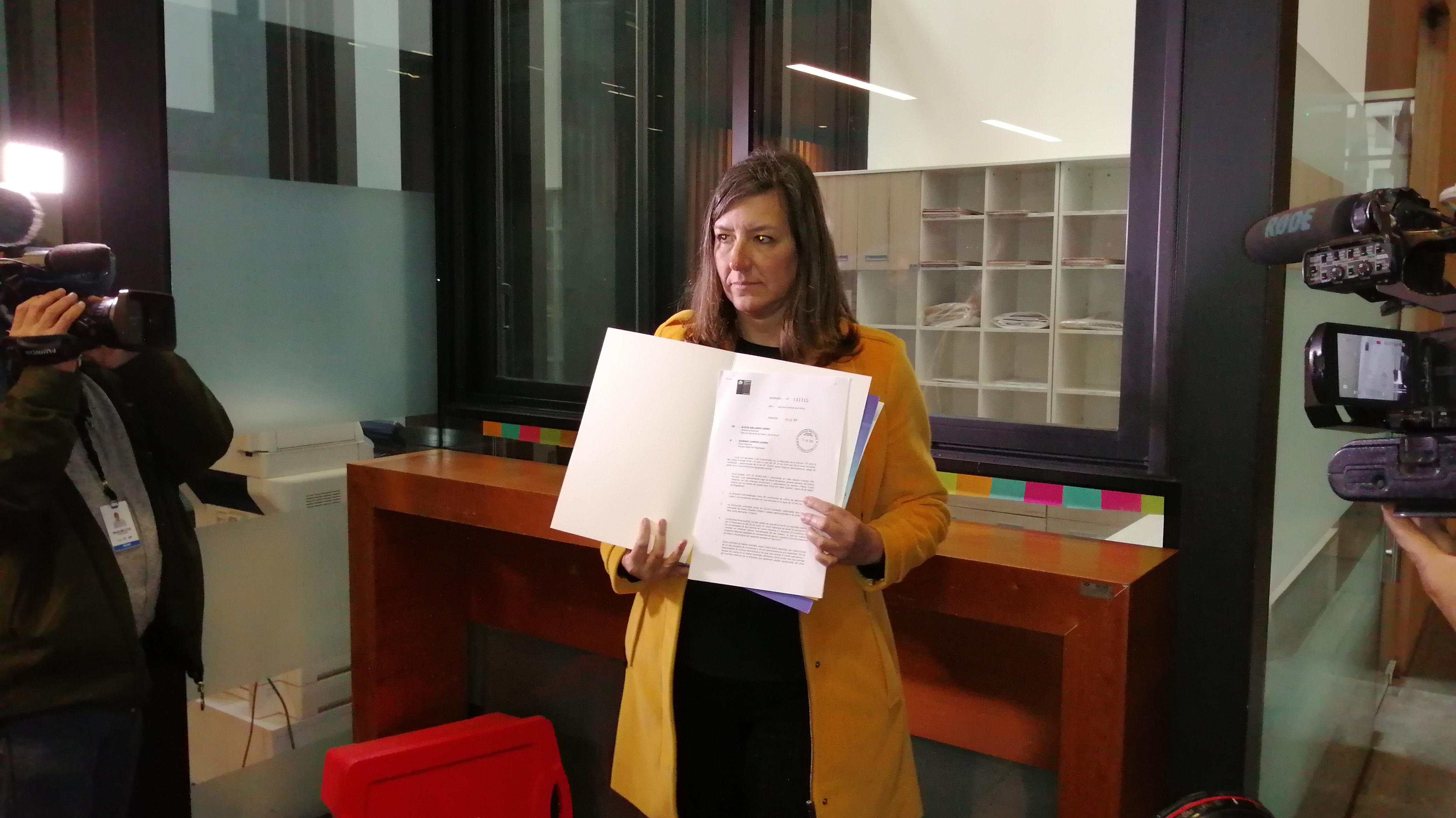 Sernapesca y denuncia a salmonera Nova Austral: Empresa arriesga hasta cuatro años de suspensión en sus operaciones