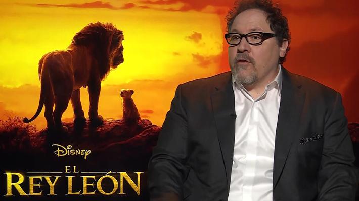 """Jon Favreau, director de """"Iron Man"""" y la nueva """"El Rey León"""": """"Intento causar la misma emoción que la película original"""""""
