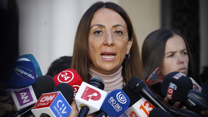 """Gobierno emplaza al Senado a analizar nominación de Repetto en su mérito y no privilegiando """"intereses políticos"""""""