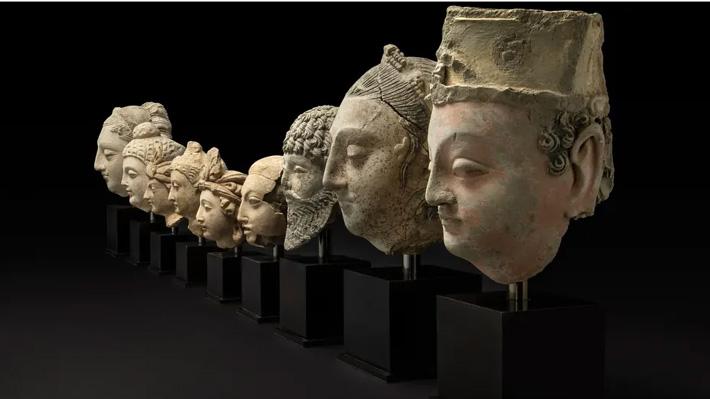 """Museo de Londres devolverá a Afganistán """"excepcionales"""" esculturas budistas que fueron confiscadas en 2002"""