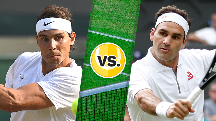 Revive el triunfazo de Federer ante Nadal en las semis de Wimbledon