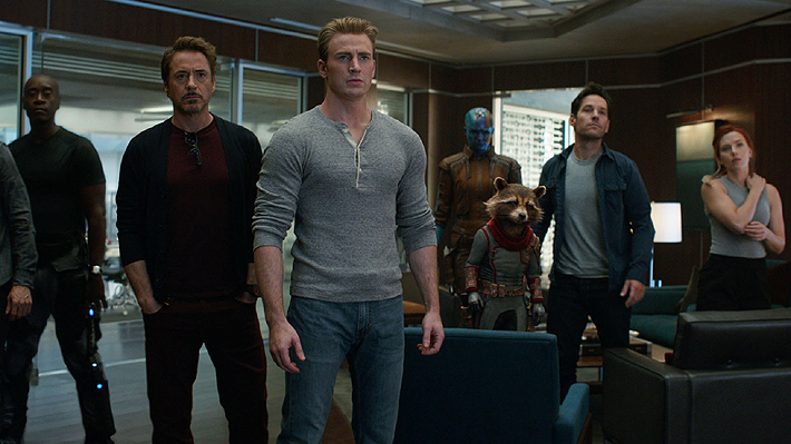 """El acuerdo contractual que le permitió a seis actores de """"Avengers: Endgame"""" incrementar sus millonarios sueldos"""