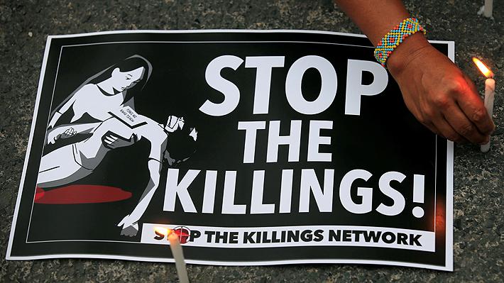 Consejo de DD.HH. de la ONU aprueba resolución contra Filipinas por guerra contra las drogas: Chile se abstuvo