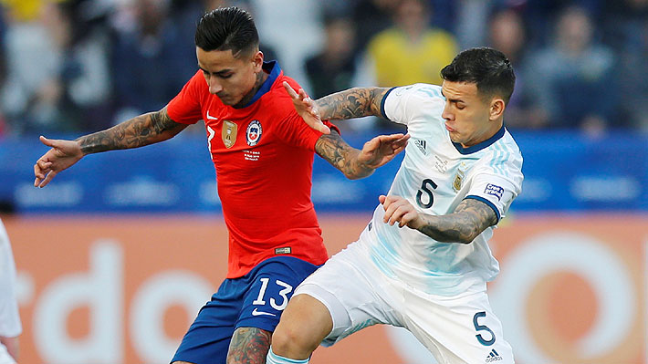 """Seleccionado argentino aseguró que les """"robaron"""" en la Copa América ante Brasil, disparó contra Chile y repasó a Sampaoli"""