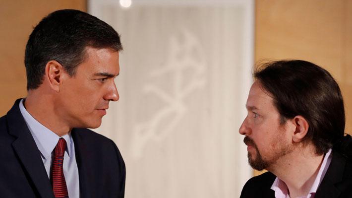 """Líder de Podemos rechaza propuesta del PSOE de nombrar """"tecnócratas"""" en ministerios: """"Es una idiotez"""""""