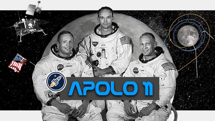 La odisea del Apolo 11: Cómo fue el viaje que marcó la llegada de la humanidad a la Luna