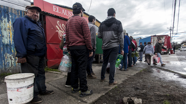 Corte de agua en Osorno: Emergencia sanitaria se podría extender hasta por siete días