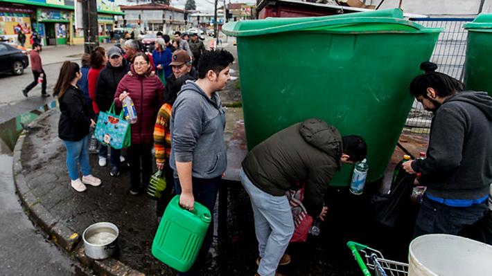 Minsal decreta Alerta Sanitaria en Osorno por extendido corte de suministro de agua potable