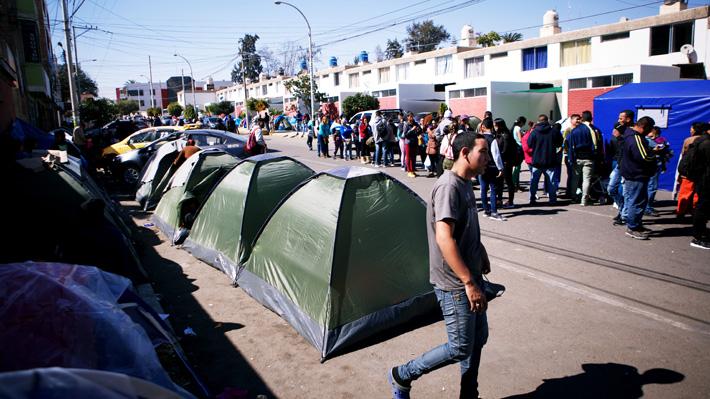 Consulado chileno en Tacna lamenta fallecimiento de un hijo en gestación de ciudadana venezolana