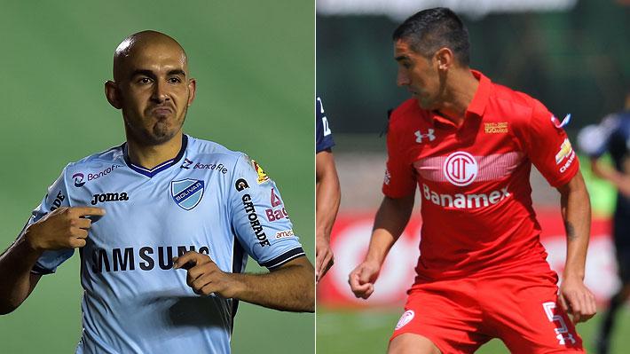 Ambos gozaron de titularidad en sus clubes anteriores: Cómo llegan Marcos Riquelme y Osvaldo González a la U