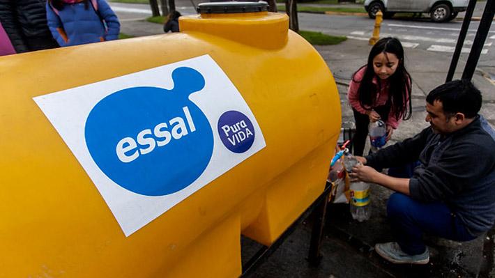 El error de Essal provocó la emergencia y corte de agua en Osorno