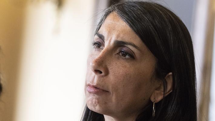 """Karla Rubilar y acción judicial por amenaza a Alessandri: """"Lo he vivido en carne propia"""""""