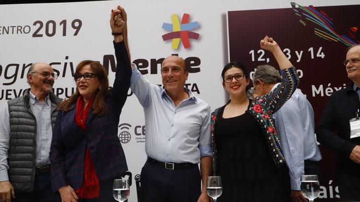 Líderes progresistas de América Latina llaman al diálogo en Venezuela y rechazan encarcelamiento de Lula da Silva