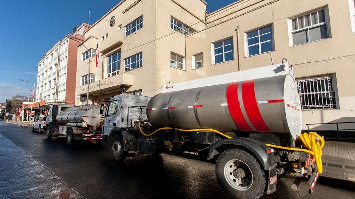 Autoridades de Osorno suspenden clases para colegios y jardines infantiles por corte de agua
