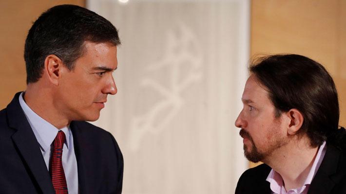 España: Sánchez pone fin a negociación con Podemos y aumenta incertidumbre de cara a su debate de investidura