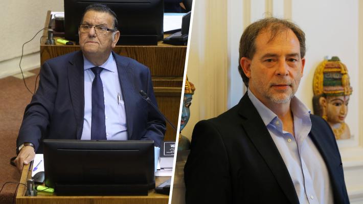Senadores Quinteros y Girardi presentan acción judicial contra Essal por contaminación del río Rahue en Osorno