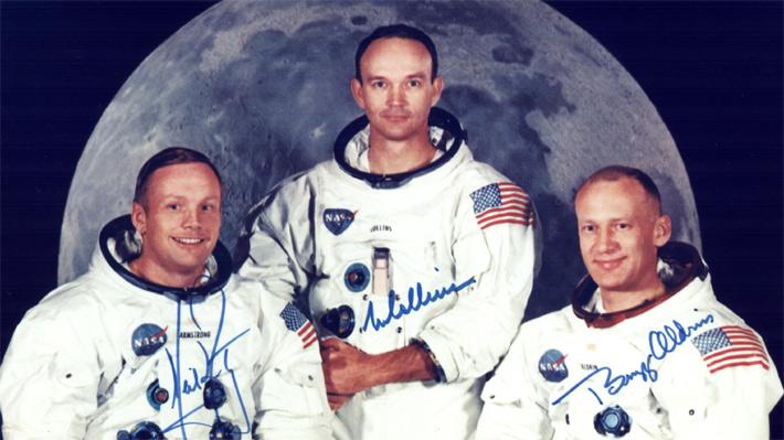 Armstrong, Aldrin y Collins: ¿Qué fue de la tripulación del Apolo 11 tras regresar a la Tierra?