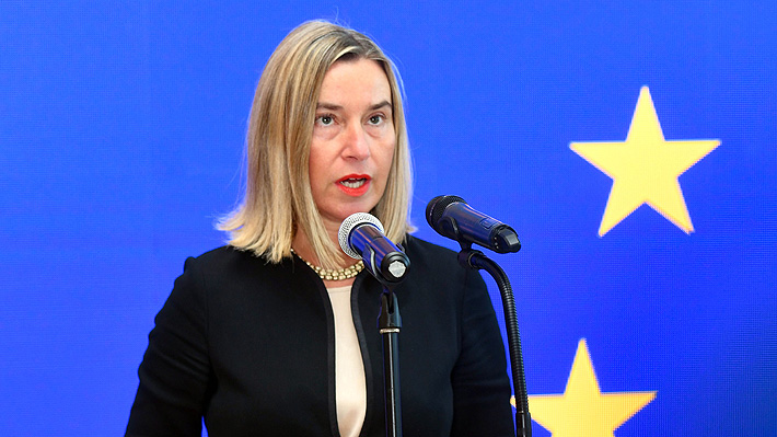 """UE destaca informe de Bachelet y amenaza con sanciones a Venezuela si no hay """"resultados concretos"""" en Barbados"""