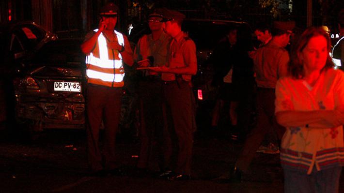 Cuatro personas fallecen tras accidente de tránsito en Rancagua: Conductor se encontraría en estado de ebriedad