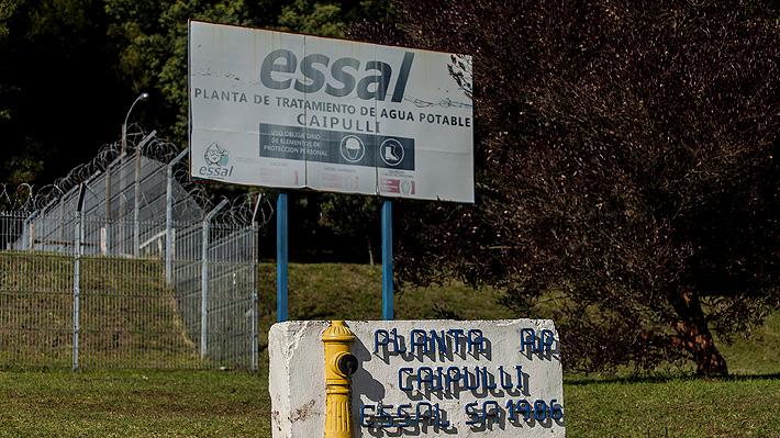 "Girardi critica que multa a Essal ""es marginal, no constituye castigo"""