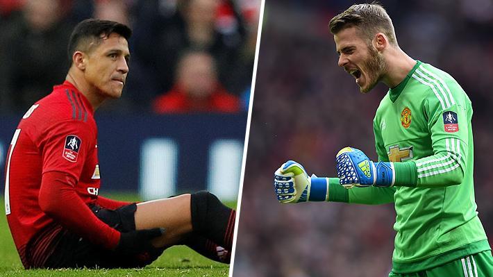 Portero del United habría exigido ganar lo mismo que Alexis para confirmar su continuidad