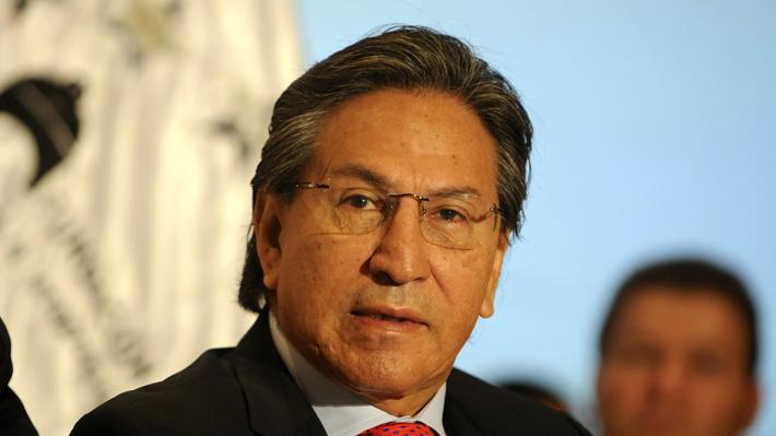 Detienen en EE.UU. al ex presidente peruano Alejandro Toledo pedido en extradición